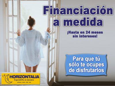 Financiación sin compromiso horizontalia